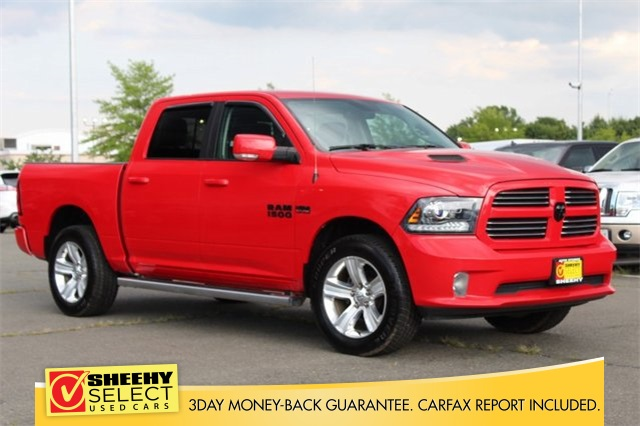 2016 Ram 1500 Crew Cab 4x4,  Pickup #GE18878B - photo 1