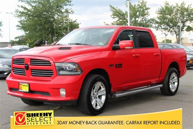 2016 Ram 1500 Crew Cab 4x4,  Pickup #GE18878B - photo 4