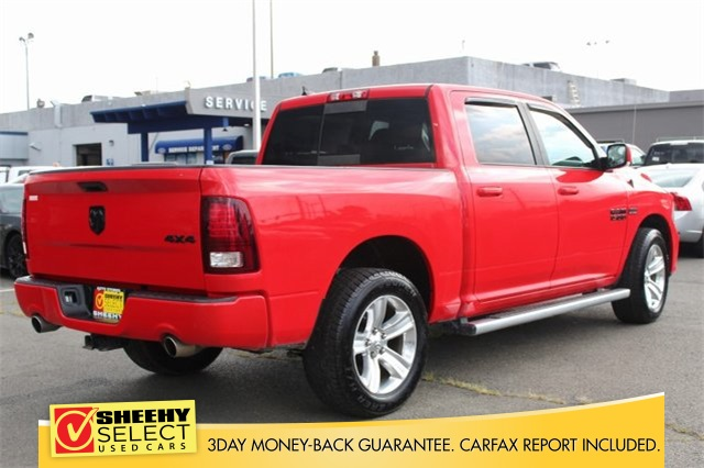 2016 Ram 1500 Crew Cab 4x4,  Pickup #GE18878B - photo 2