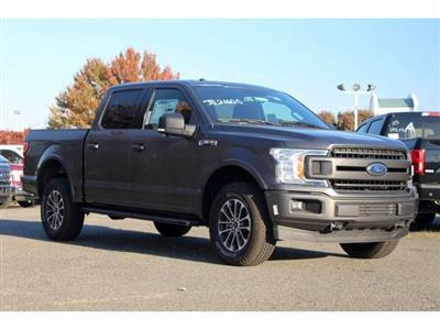 2018 F-150 SuperCrew Cab 4x4,  Pickup #GE21600 - photo 1