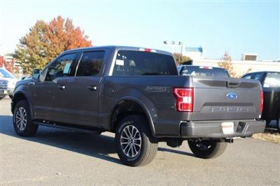 2018 F-150 SuperCrew Cab 4x4,  Pickup #GE21600 - photo 4