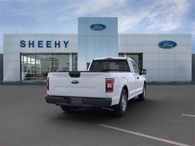 2020 F-150 Regular Cab 4x2, Pickup #GE23104 - photo 8