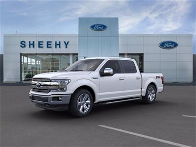 2020 Ford F-150 SuperCrew Cab 4x4, Pickup #GE23106 - photo 4