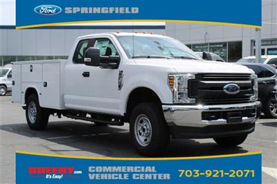 2019 F-350 Super Cab 4x4,  Knapheide Standard Service Body #GE28545 - photo 1