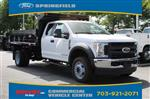 2019 F-550 Super Cab DRW 4x4,  Godwin Dump Body #GE29025 - photo 1
