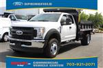 2019 F-550 Super Cab DRW 4x4,  Godwin 184U Dump Body #GE29025 - photo 4