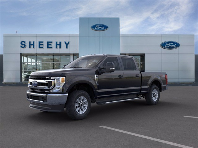 2020 Ford F-250 Crew Cab 4x4, Pickup #GE31185 - photo 4