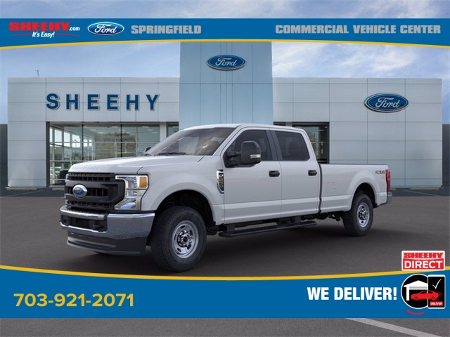 2020 Ford F-250 Crew Cab 4x4, Pickup #GE31303 - photo 4