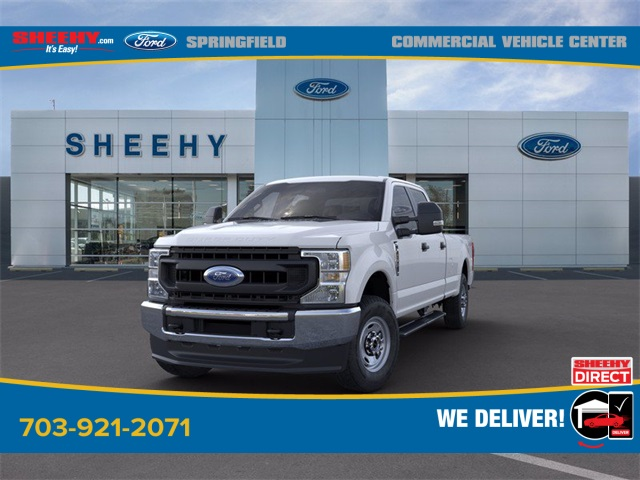 2020 Ford F-250 Crew Cab 4x4, Pickup #GE31303 - photo 5