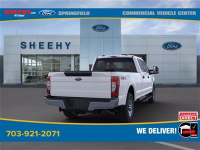 2020 Ford F-250 Crew Cab 4x4, Pickup #GE31303 - photo 2