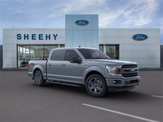2020 Ford F-150 SuperCrew Cab 4x4, Pickup #GE33421 - photo 1