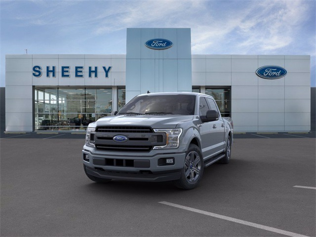 2020 Ford F-150 SuperCrew Cab 4x4, Pickup #GE33421 - photo 5