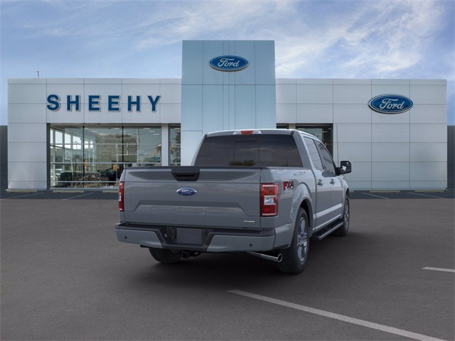 2020 Ford F-150 SuperCrew Cab 4x4, Pickup #GE33421 - photo 2