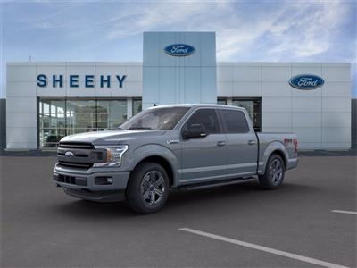 2020 Ford F-150 SuperCrew Cab 4x4, Pickup #GE33421 - photo 4