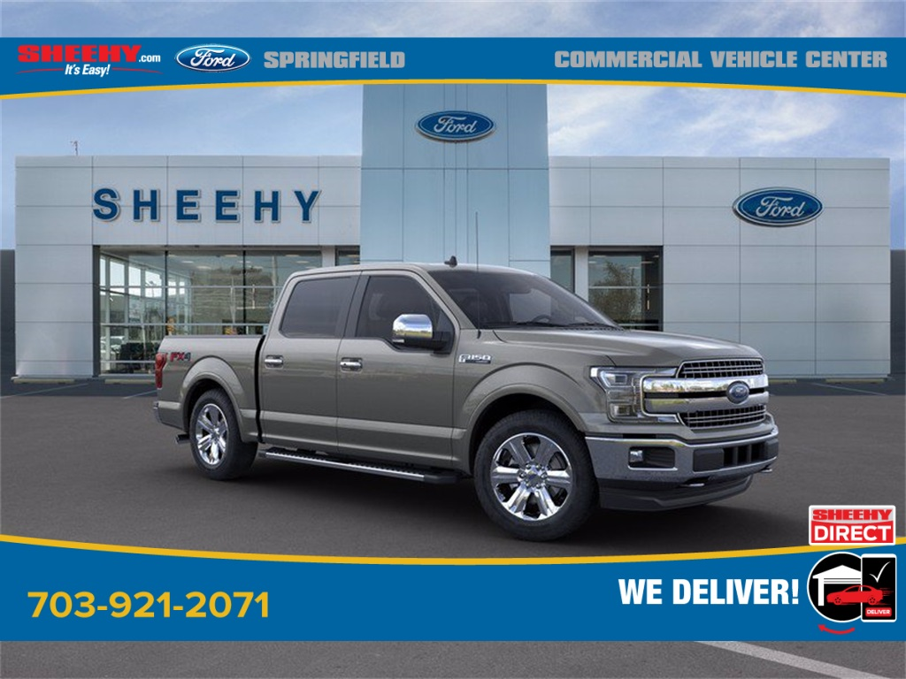 2020 Ford F-150 SuperCrew Cab 4x4, Pickup #GE33483 - photo 1