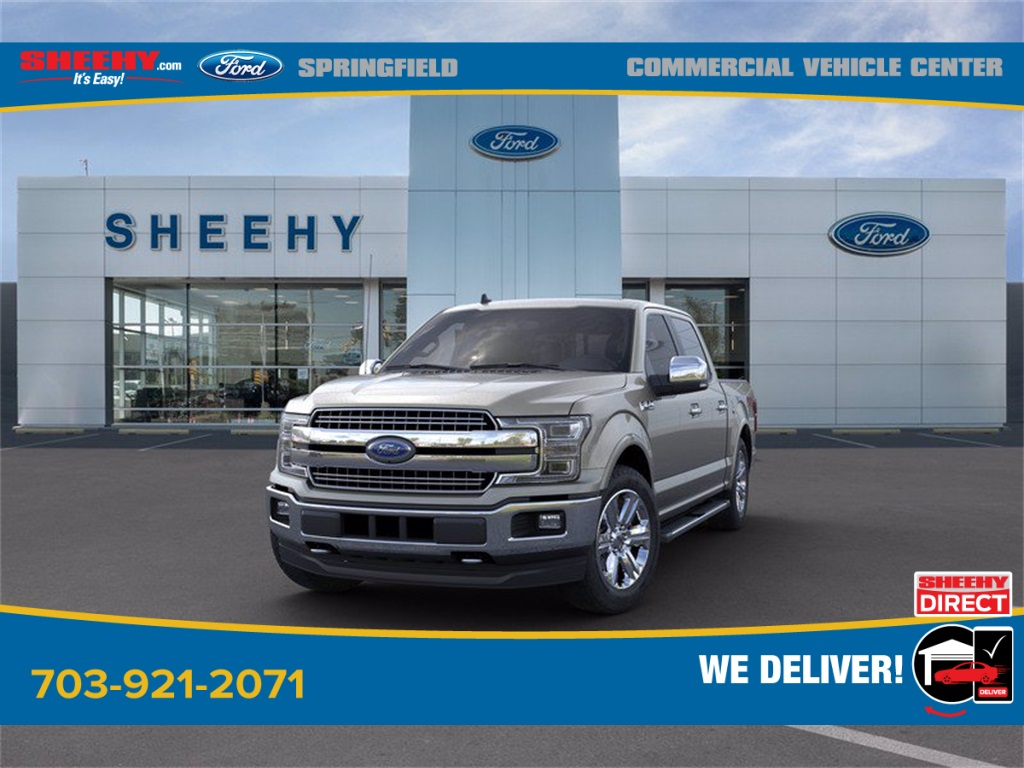 2020 Ford F-150 SuperCrew Cab 4x4, Pickup #GE33483 - photo 5