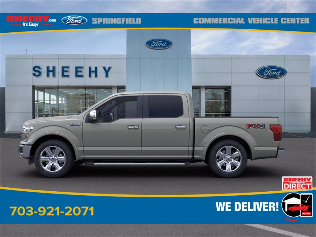2020 Ford F-150 SuperCrew Cab 4x4, Pickup #GE33483 - photo 6
