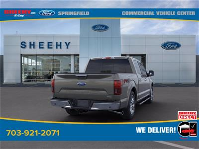 2020 Ford F-150 SuperCrew Cab 4x4, Pickup #GE33483 - photo 2