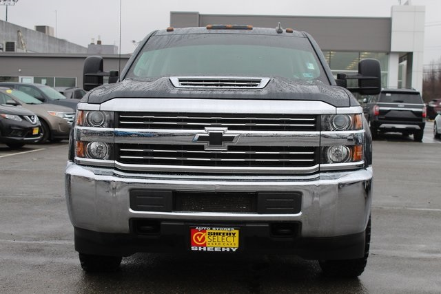 2017 Silverado 2500 Crew Cab 4x4, Pickup #GE39521A - photo 3