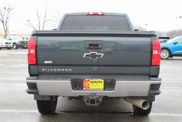 2017 Silverado 2500 Crew Cab 4x4, Pickup #GE39521A - photo 6