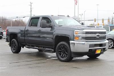 2017 Silverado 2500 Crew Cab 4x4, Pickup #GE39521A - photo 1
