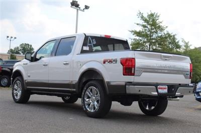 2018 F-150 SuperCrew Cab 4x4,  Pickup #GE39612 - photo 4