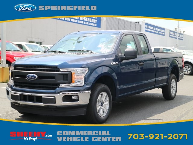 2018 F-150 Super Cab 4x2,  Pickup #GE43365 - photo 4