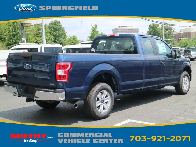 2018 F-150 Super Cab 4x2,  Pickup #GE43365 - photo 2