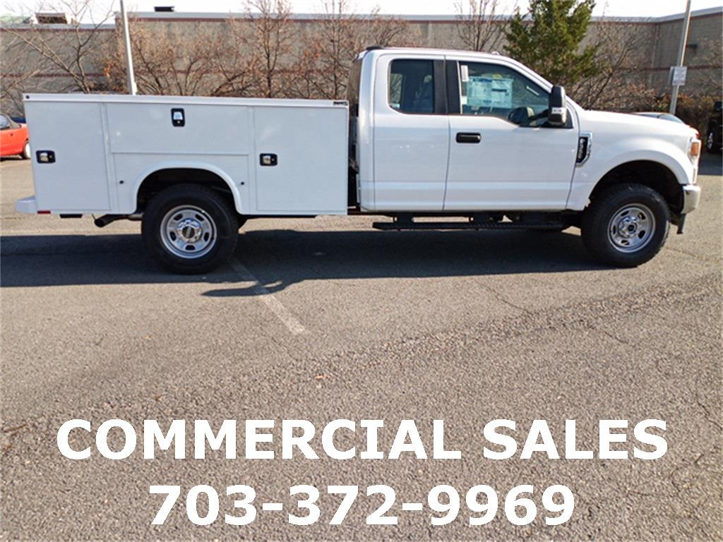 2020 Ford F-350 Super Cab 4x4, Knapheide Steel Service Body #GE52240 - photo 10