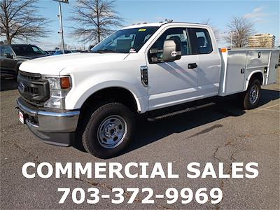 2020 Ford F-350 Super Cab 4x4, Knapheide Steel Service Body #GE52240 - photo 4