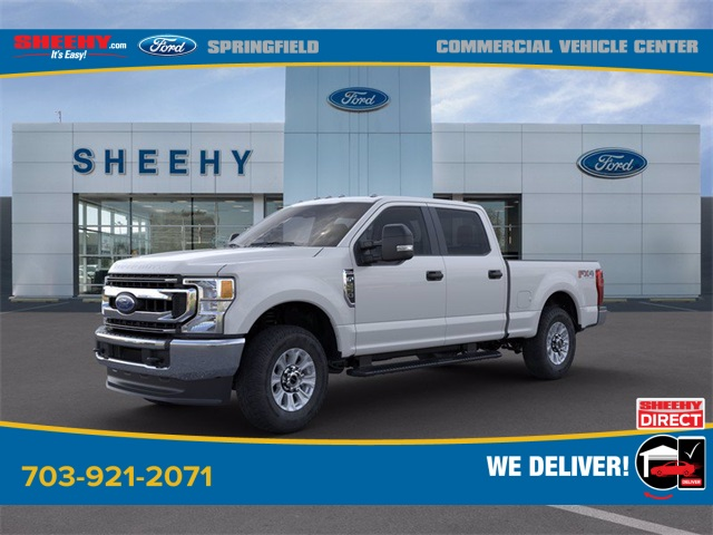 2020 Ford F-250 Crew Cab 4x4, Pickup #GE57821 - photo 4