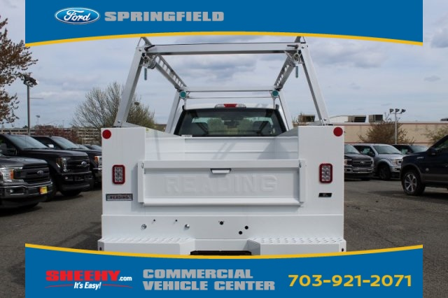 2019 F-350 Regular Cab 4x4,  Reading SL Service Body #GE60140 - photo 6