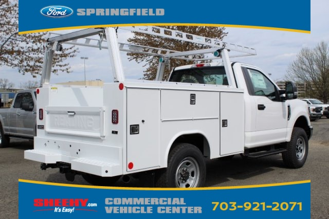 2019 F-350 Regular Cab 4x4,  Reading SL Service Body #GE60140 - photo 2
