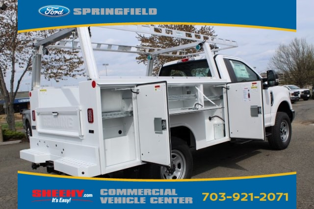 2019 F-350 Regular Cab 4x4,  Reading SL Service Body #GE60140 - photo 9