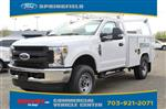 2019 F-350 Regular Cab 4x4,  Reading SL Service Body #GE60140 - photo 4