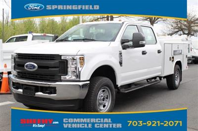 2019 F-350 Crew Cab 4x4,  Reading Classic II Steel Service Body #GE60148 - photo 4