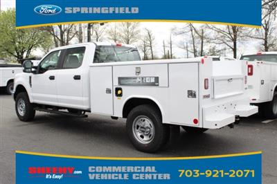 2019 F-350 Crew Cab 4x4,  Reading Classic II Steel Service Body #GE60148 - photo 5