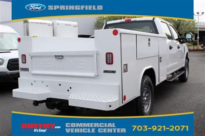 2019 F-350 Crew Cab 4x4,  Reading Classic II Steel Service Body #GE60148 - photo 2