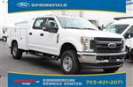 2019 F-350 Crew Cab 4x4,  Reading Classic II Steel Service Body #GE60148 - photo 1