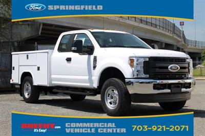 2019 F-350 Super Cab 4x4, Reading Classic II Steel Service Body #GE60159 - photo 1