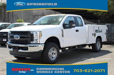 2019 F-350 Super Cab 4x4, Reading Classic II Steel Service Body #GE60159 - photo 3