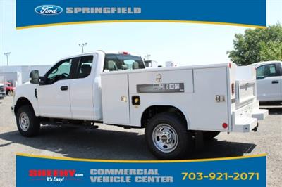 2019 F-350 Super Cab 4x4, Reading Classic II Steel Service Body #GE60159 - photo 4