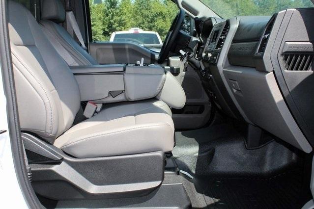 2019 F-550 Regular Cab DRW 4x2,  PJ's Platform Body Stake Bed #GE60634 - photo 14