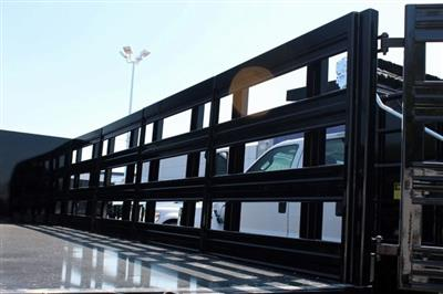 2019 F-550 Regular Cab DRW 4x2,  PJ's Platform Body Stake Bed #GE60634 - photo 12