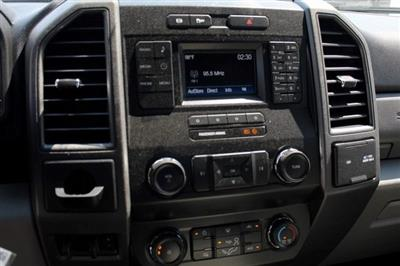 2019 F-550 Regular Cab DRW 4x2,  PJ's Platform Body Stake Bed #GE60634 - photo 21