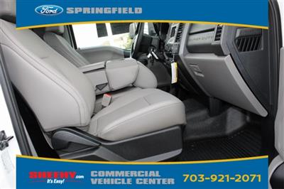 2019 F-550 Regular Cab DRW 4x2,  PJ's Stake Bed #GE60635 - photo 12