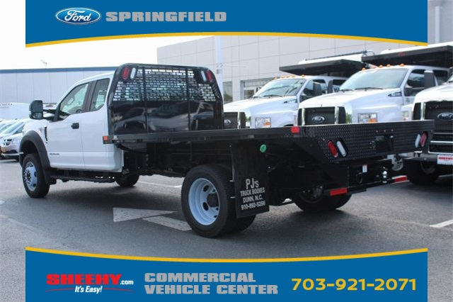 2019 F-450 Super Cab DRW 4x2,  Platform Body #GE69073 - photo 4