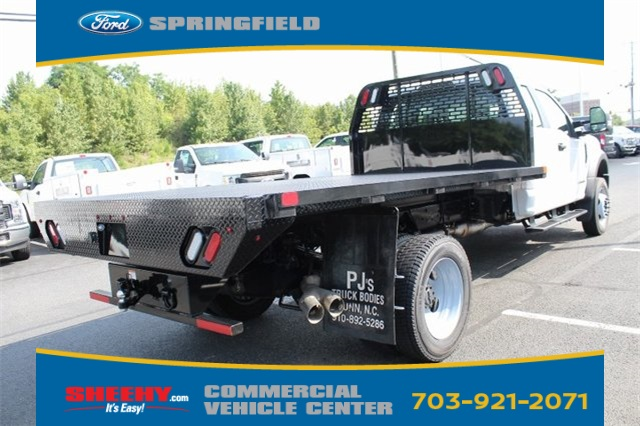 2019 F-450 Super Cab DRW 4x2,  Platform Body #GE69073 - photo 2