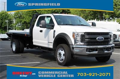 2019 F-450 Super Cab DRW 4x2,  Platform Body #GE69073 - photo 1