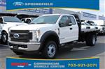 2019 F-450 Super Cab DRW 4x2,  Platform Body #GE69073 - photo 3